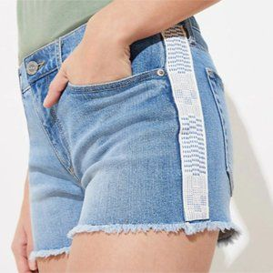 Loft Denim Cut Off Shorts